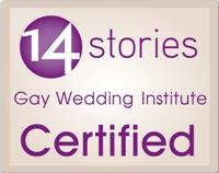 Gay Wedding Institute Certified