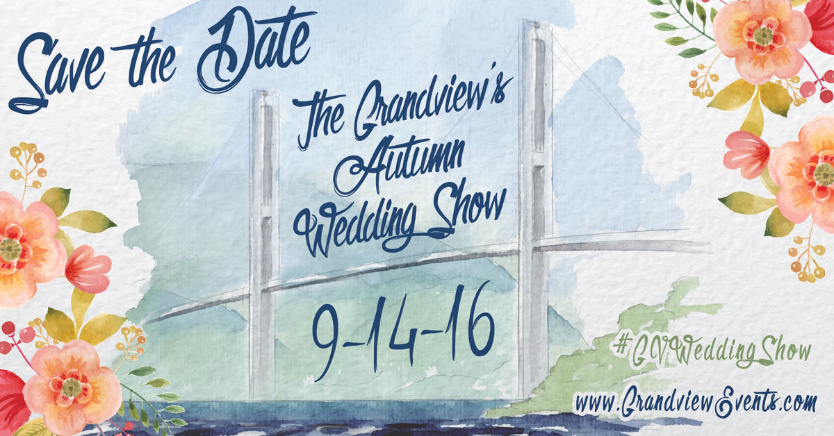 The Grandview's Autumn Wedding Show 2016