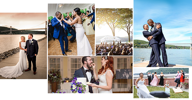 The Grandview Weddings Photo Collage
